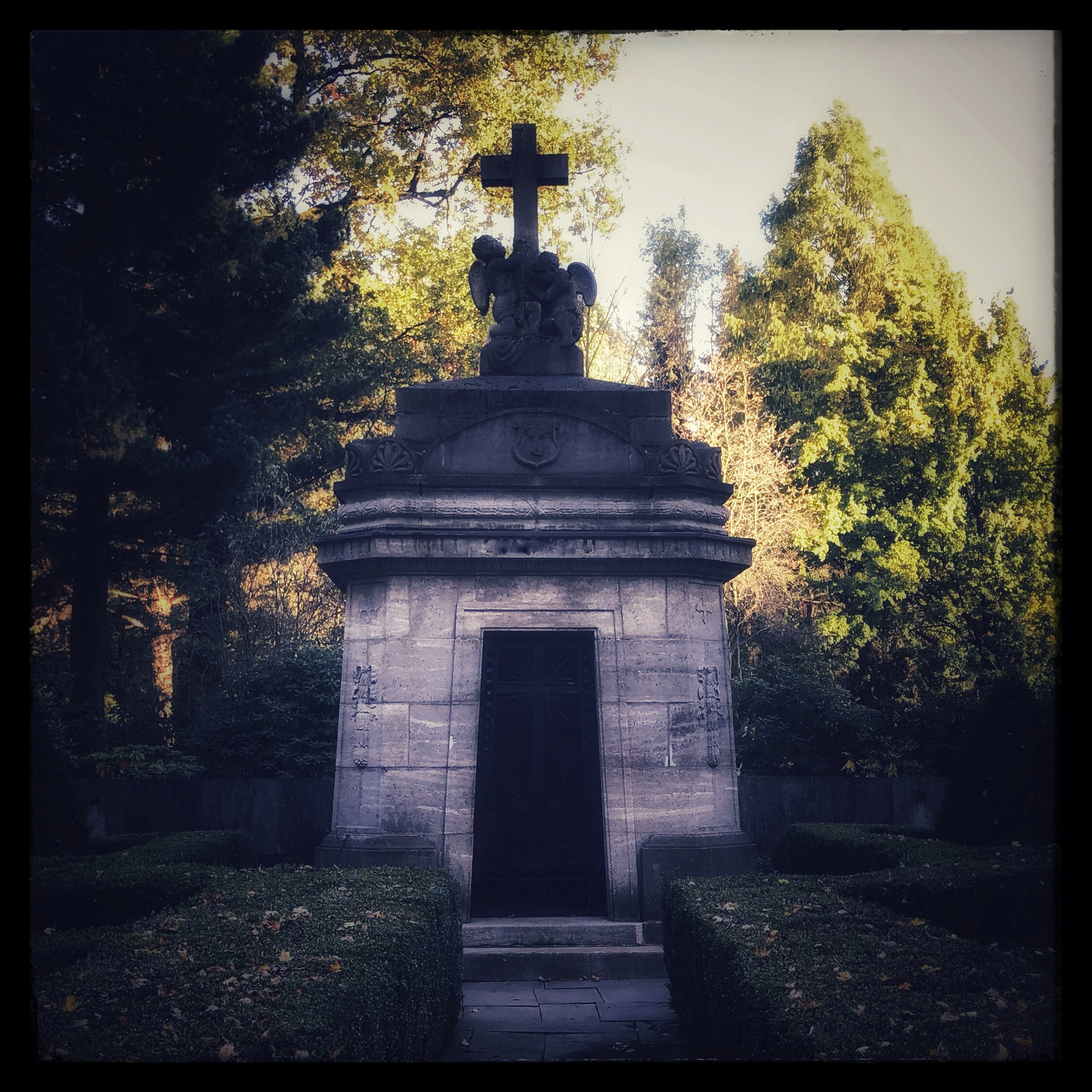 Dortmund Südfriedhof, 14th of October 2017