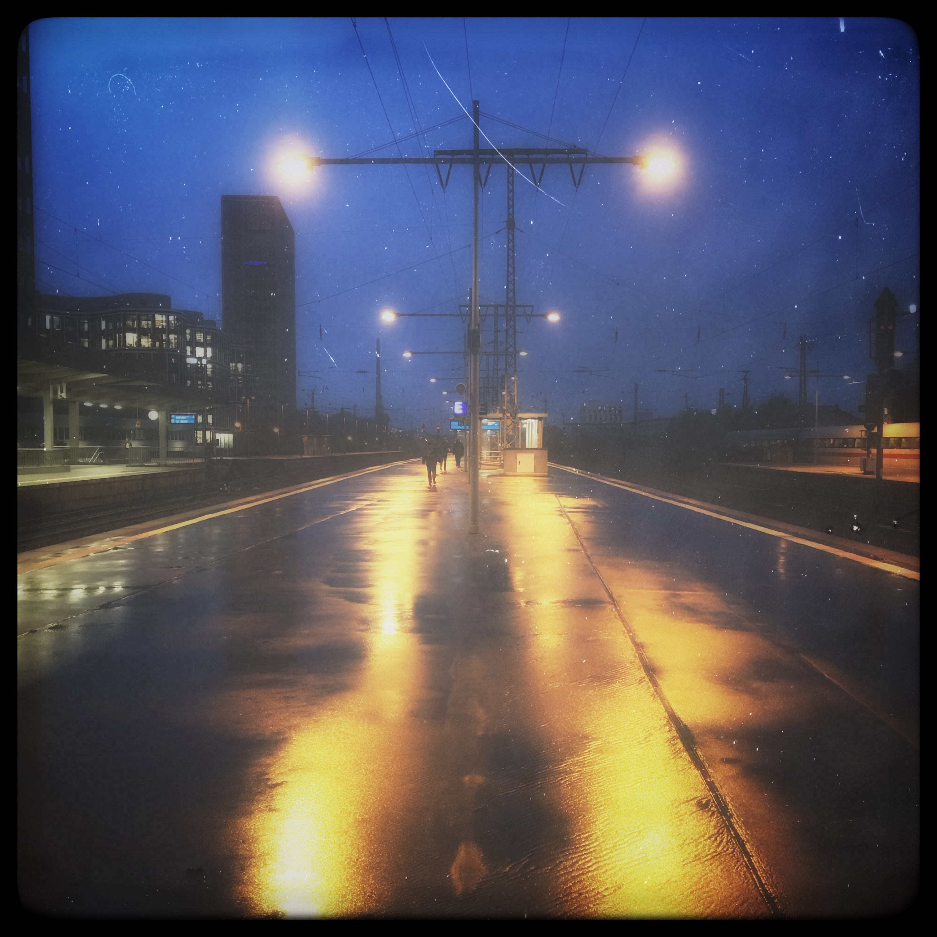 Essen Central Station, 26th of October, 2017